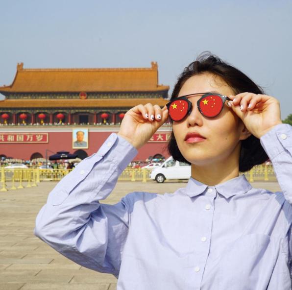 yixiao tiananmen